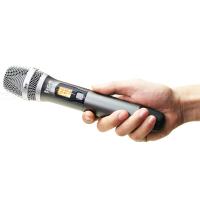 Micro không dây BCE Vip 3000 tay mic 2