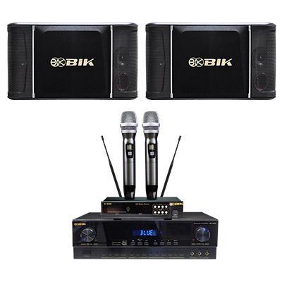 Dàn karaoke gia đình BC-BIK09