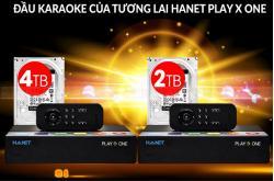 Đánh giá Hanet PlayX One - đầu karaoke của tương lai