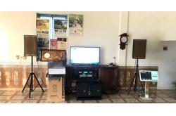 Lắp Đặt Dàn Karaoke Cho Gia Đình Anh Ngọc Ở Yên Bái
