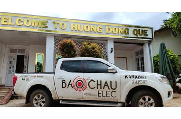 Lắp Đặt Phòng Hát VIP Cho Quán Hương Đồng Quê Ở Gia Nghĩa, Đắk Nông