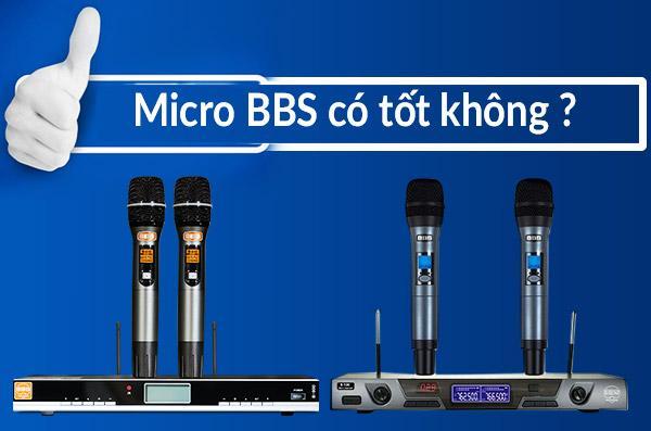 Micro BBS là thương hiệu của nước nào? Có tốt không?