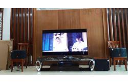 Lắp Đặt Dàn Karaoke Cho Gia Đình Anh Đức Ở Thanh Hóa