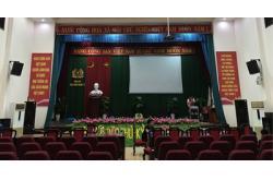 Lắp Đặt Dàn Âm Thanh Hội Trường Cho Trại Giam Ngọc Lý Ở Bắc Giang