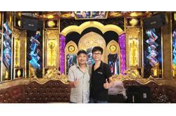 Lắp Đặt Dàn Karaoke Cho Nhà Hàng Của Anh Tú Ở Long Thành, Đồng Nai