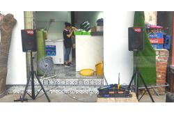 Lắp Đặt Dàn Karaoke Cho Quán Tà Tưa Ở Thanh Trì, Hà Nội