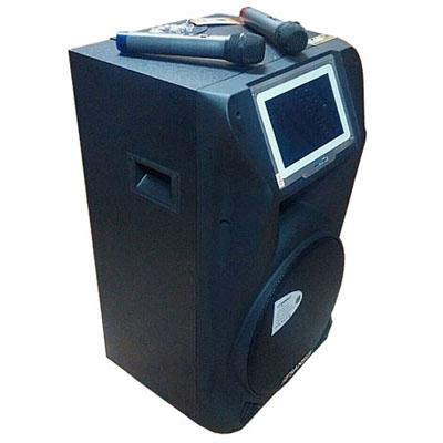 Loa kéo Sansui SA1-15 + Màn hình LCD 14 inch
