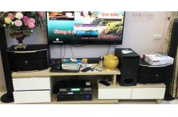 Bộ dàn karaoke cho anh Như tại Hà Nội