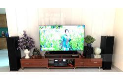 Khám phá dàn nghe nhạc cho gia đình chú Hưng ở Mê Linh, Hà Nội