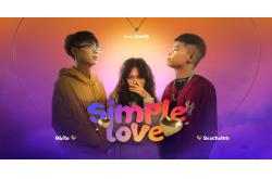 Lời bài hát Simple Love - Obito, Davis, Seachains