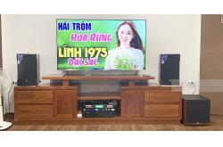 Lắp đặt dàn karaoke gia đình chú Nhi tại Thái Bình