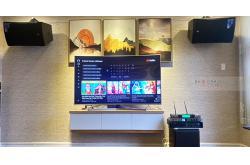 Lắp đặt dàn karaoke RCF của anh Hưng tại Gò Vấp – TP HCM