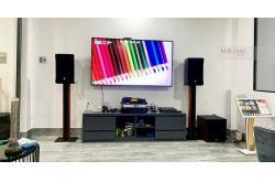 Lắp đặt dàn karaoke RCF của anh Long tại Quận 6 – TPHCM