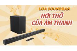 Loa Soundbar là gì? Tại sao gia đình nào cũng mua cho Tivi?
