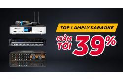 Top 7 Amply Karaoke giảm đến 39% tháng 11/2020, giá giật mình