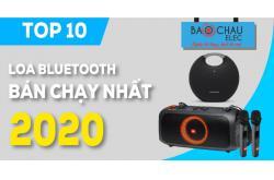Top 10 Loa bluetooth bán chạy nhất năm 2020 tại Bảo Châu Elec