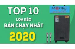 Top 10 Loa kéo hát karaoke bán chạy nhất năm 2020 tại Bảo Châu Elec
