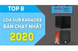 Top 8 Loa sub karaoke bán chạy nhất năm 2020 tại Bảo Châu Elec