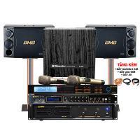 Dàn karaoke gia đình BMB 2020-09