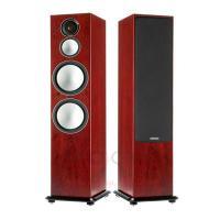 Loa Monitor Audio Silver 10 (Rosenut/Walnut)