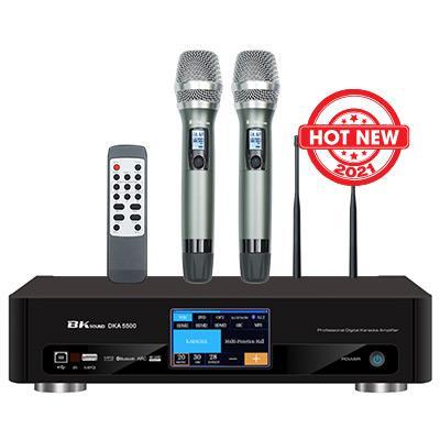 Digital Karaoke Power Amplifier BKSound DKA 5500 (Kèm micro không dây)