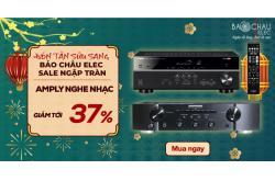 Amply nghe nhạc đáng mua nhất dịp Tết này, giảm hết 37%, nghe nhạc vàng cực đỉnh