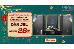 Các bộ dàn karaoke JBL đang hạ giá ngon lành 28%, nhanh tay bạn nhé!