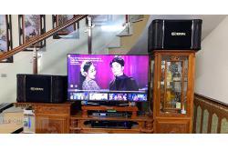 Khám phá dàn karaoke gia đình anh Hiền tại Thanh Hóa