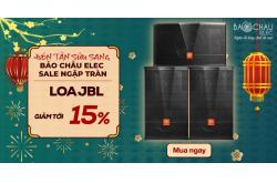 Mừng tết đến, Loa karaoke JBL giảm giá ngon lành 15% cực chất, tậu ngay!