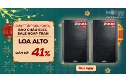 Ngần ngại gì mà không sắm Loa Alto đón Xuân, giảm khủng 41%