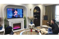 Tư vấn và lắp đặt dàn karaoke gia đình anh An tại Hà Nội