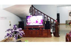 Tư vấn và lắp đặt dàn karaoke gia đình anh Thanh tại Bắc Ninh