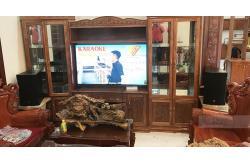 Tư vấn và lắp đặt dàn karaoke gia đình anh Tú tại Quảng Bình