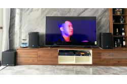 Tư vấn và lắp đặt dàn karaoke gia đình anh Tùng tại Hà Nội