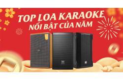 Bầu chọn Loa hát karaoke nổi bật của năm: Gọi tên anh em nhà RCF