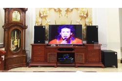 Lắp đặt dàn karaoke gia đình anh Bình tại Bắc Ninh