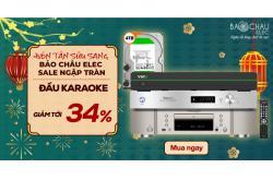 Nhiều mẫu Đầu hát karaoke giảm lớn 34% dịp Tết, không mua tiếc cả đời