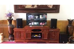 Tư vấn và lắp đặt dàn karaoke gia đình anh Tuấn tại Thái Bình