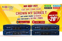 Đặt hàng trước – Giá cực sốc, tiết kiệm đến 5 triệu đồng khi mua dòng cục đẩy Crown T