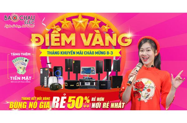 Happy Women's Day - Deal ngất ngây, giảm tới 50%