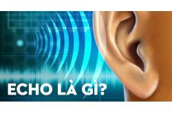 Echo là gì? Công dụng của echo trong hệ thống âm thanh