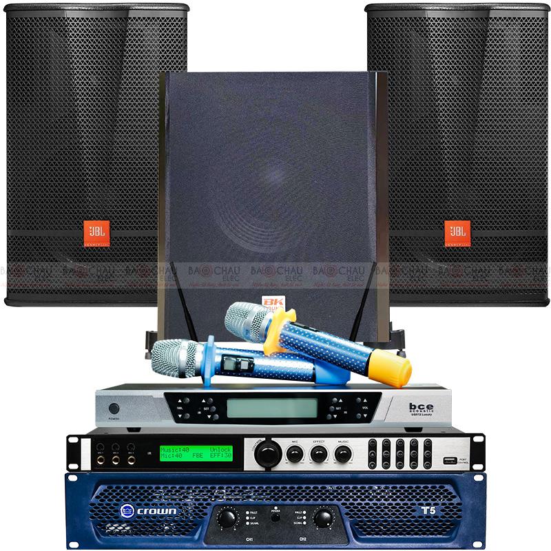 Dàn karaoke gia đình BC-18GD