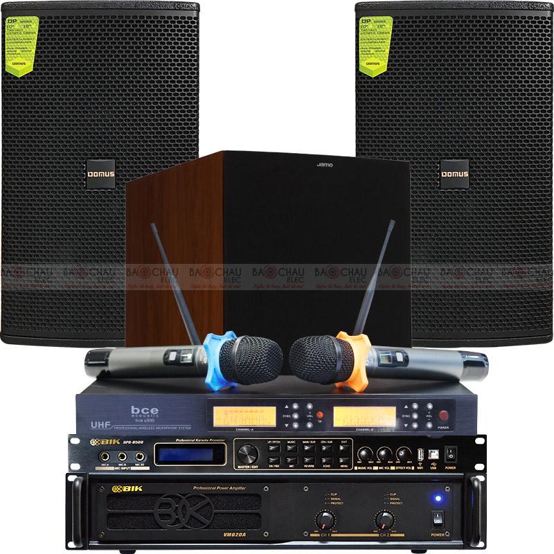 Dàn karaoke cao cấp 2020-07