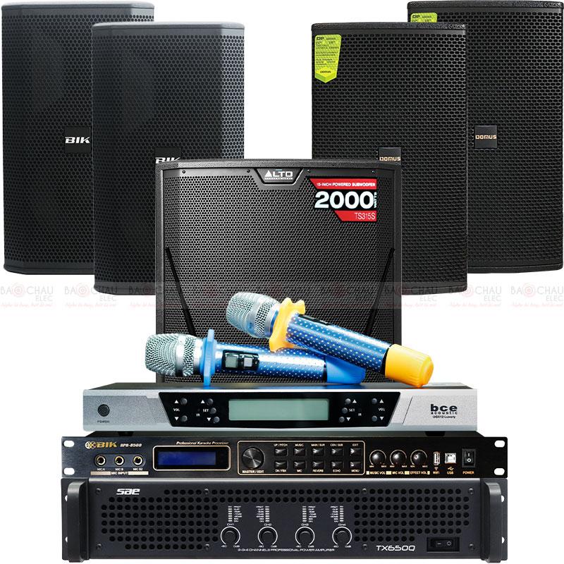 Dàn karaoke cao cấp 2020-09