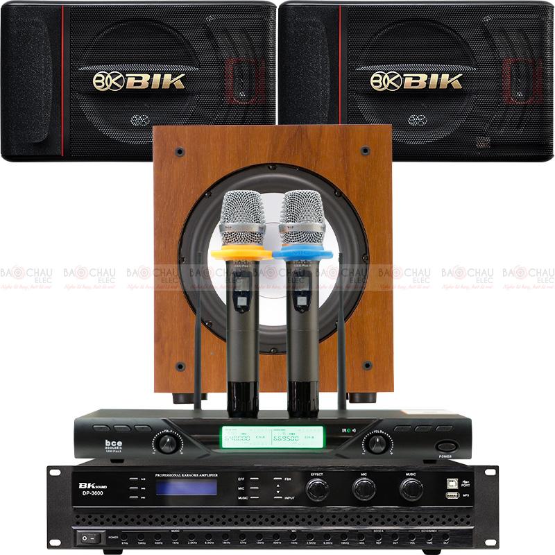 Dàn karaoke gia đình BC-T92GD