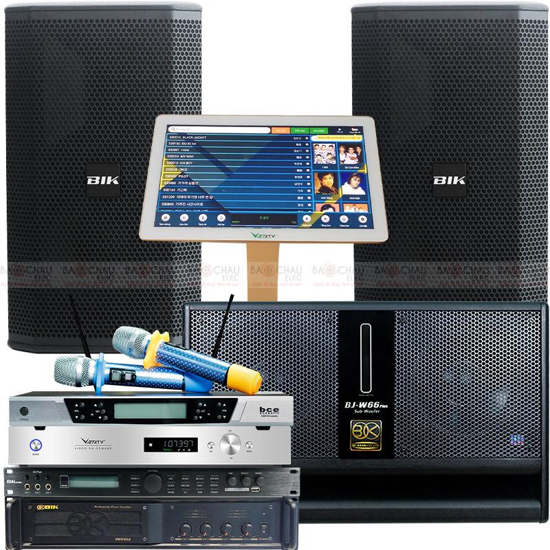 Dàn karaoke Luxury 2020-01