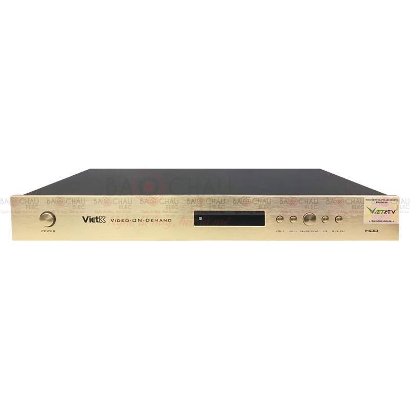 Đầu karaoke VietKTV K2 4TB