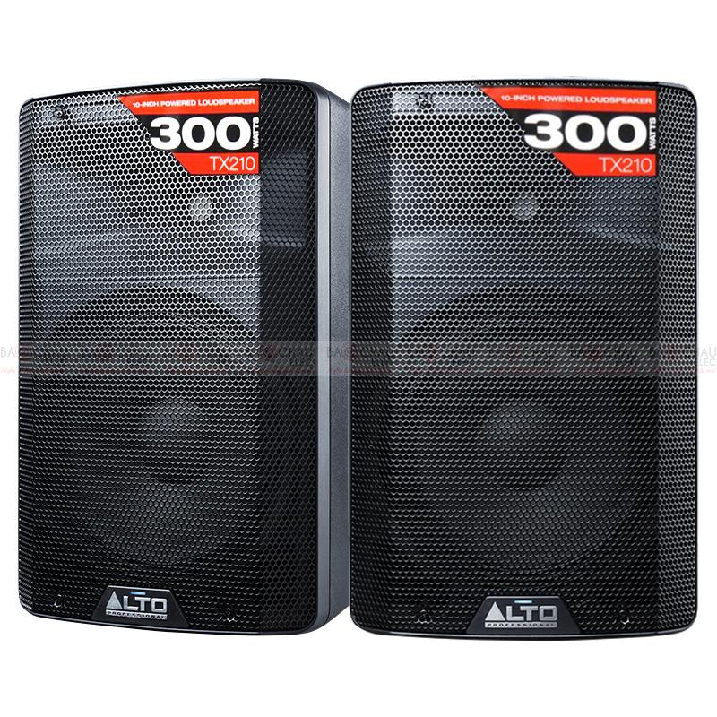Loa Karaoke Alto TX210 active (Full bass 25cm)