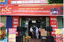 Bảo Châu Elec Nam Định – không khí tưng bừng ngày khai trương showroom mới