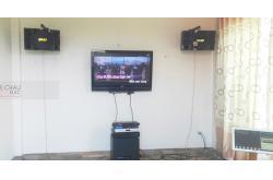 Khám phá dàn karaoke gia đình anh Thắng tại Hà Nội